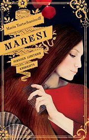 Maresi Book Cover